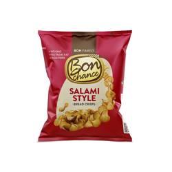 Chipsy chlebowe o smaku salami 60 g [16.09.2021]