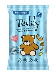 Chrupki kukurydziane mini TEDDY marchew i dynia od