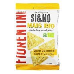 Chrupki kukurydziane z solą morską bezglutenowe BIO 20 g