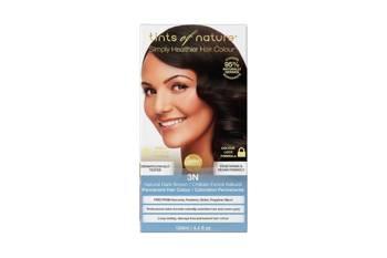 Farba do włosów naturalny ciemny brąz ECO 130 ml