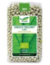 Groch zielony cały BIO 500 g
