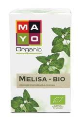 Herbatka melisa BIO (20 x 1,5 g) 30 g