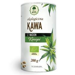 Kawa z nasion konopi BIO 200 g