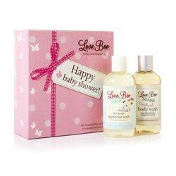 Luksusowy Zestaw na Baby Shower dla Mamy i Maluszka, 2 produkty