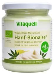 Majonez wegański konopny BIO 250 ml