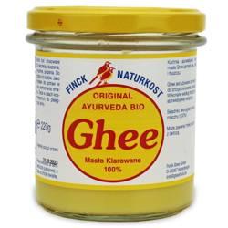 Masło klarowane BIO 220 g - finck ayurveda