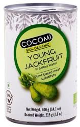 Owoc chlebowca różnolistnego (jackfruit) w zalewie BIO w puszce 400 g (215 g)