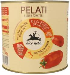 Pomidory pelati BIO 2,5 kg  (alce nero)