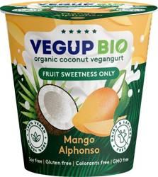 Produkt kokosowy mango bezglutenowy BIO 140 g
