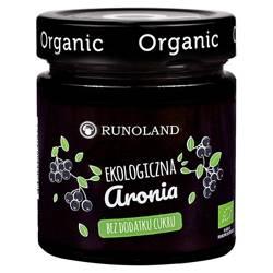 Pychotka aroniowa 80% owoców o konsystencji konfitury Runoland BIO, 200g