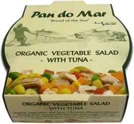 Sałatka z tuńczyka z BIO warzywami 250 g