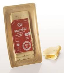 Ser żółty z chili plastry BIO (50 % tłuszczu w suchej masie) 150 g