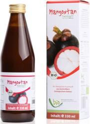 Sok z mangostanu i owoców granatu ncf BIO 330 ml