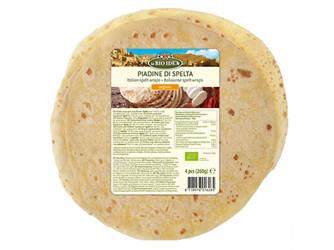 Tortilla orkiszowa piadina BIO 260 g
