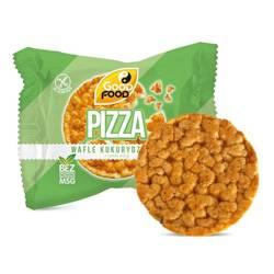 Wafle kukurydziane o smaku pizzy 5 szt. 43 g