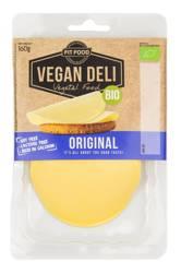 Wegańska alternatywa sera żółtego w plastrach BIO 160 g